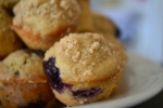 Healthy Kitchen Healthy Budget Blueberry Muffins1