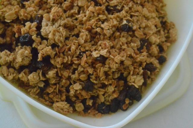 Healthy Kitchen Healthy Budget Granola2