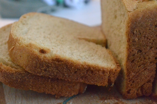 Healthy Kitchen Healthy Budget homemade honey wheat bread