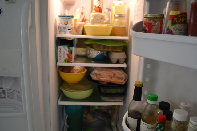 Healthy Kitchen Healthy Budget Full Fridge
